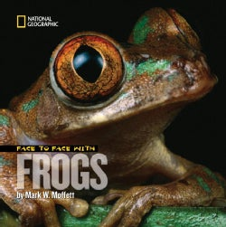 Face to Face With Frogs (Hardcover)