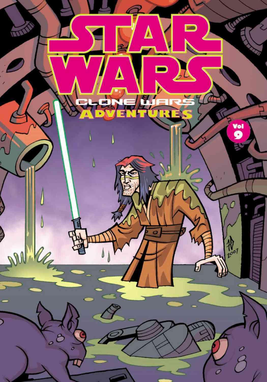 Star Wars: Clone Wars Adventures 9 (Paperback)