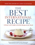 The Best International Recipe (Hardcover)