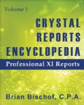 Crystal Reports Encyclopedia: Professional XI Reports (Paperback)