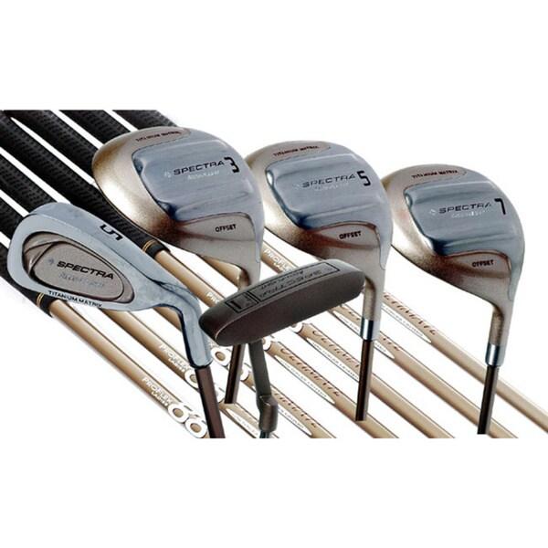 Northwestern Golf Spectra AccuFlight Ladies Set