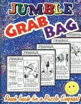 Jumble Grab Bag: Reach Inside for a Puzzle Surprise! (Paperback)
