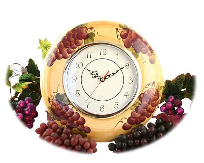 Sonoma Collection Decorative Clock