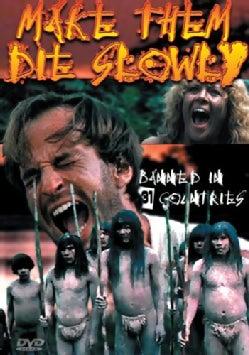 Make Them Die Slowly (DVD)