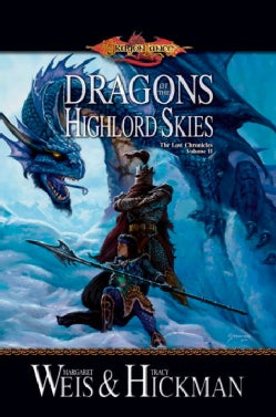 Dragons of the Highlord Skies (Paperback)