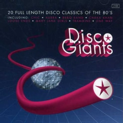 Various - Disco Giants