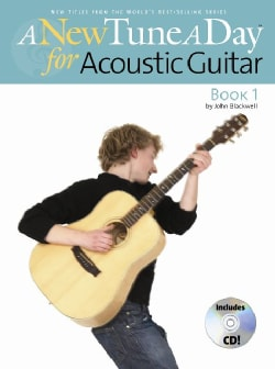 A New Tune a Day for Acoustic Guitar: Book 1