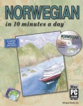 Norwegian in 10 Minutes a Day with CD-ROM