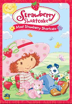 Strawberry Shortcake: Meet Strawberry (DVD)
