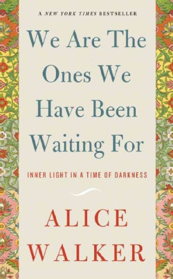 We Are the Ones We Have Been Waiting for: Inner Light in a Time of Darkness (Paperback)