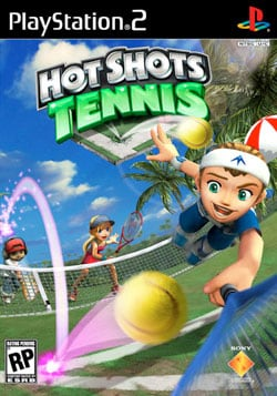 PS2 - Hot Shots Tennis