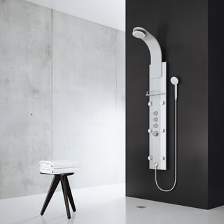 VIGO Shower Massage Panel with Rain Shower Head