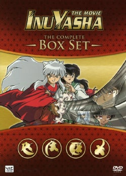 InuYasha: The Movie Box Set (1-4) (DVD)