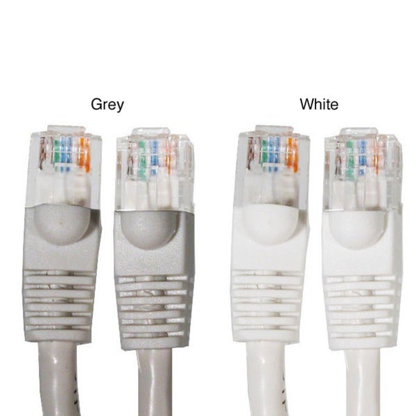 INSTEN 50-foot CAT 5E CAT 5 Network Ethernet Cable