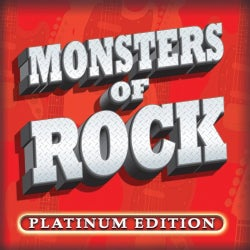 Various - Monsters of Rock: Platinum Edition