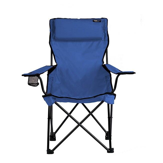 TravelChair Classic Bubba Folding Camp Chair Overstock Shopp