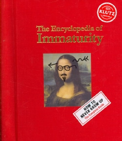 Encyclopedia of Immaturity (Spiral bound)