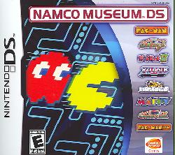 Nintendo DS - Namco Museum - By Namco Bandai