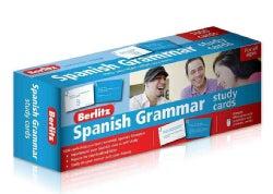 Berlitz Spanish Grammar Study Cards (Cards)