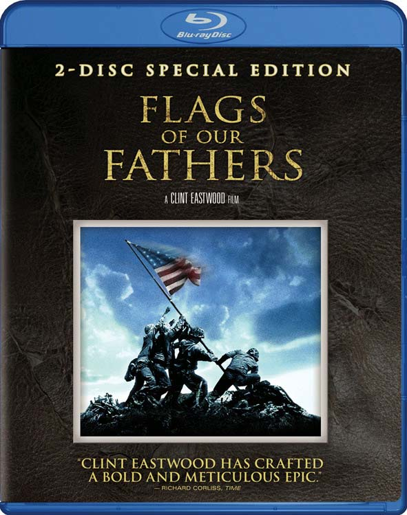 Flags of Our Fathers Special Collector's Edition (Blu-ray Disc)