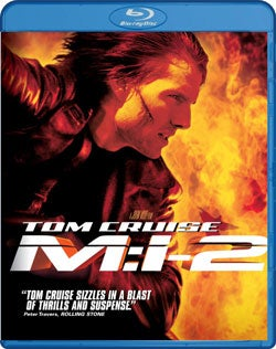 Mission: Impossible 2 (Blu-ray Disc)