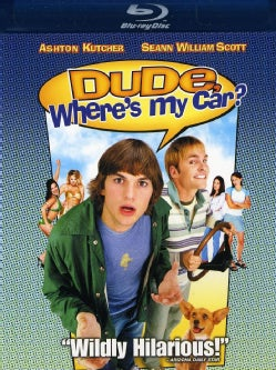 Dude, Where's My Car? (Blu-ray Disc)