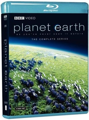 Planet Earth: The Complete Collection (Blu-ray Disc)