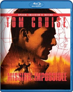 Mission: Impossible (Blu-ray Disc)