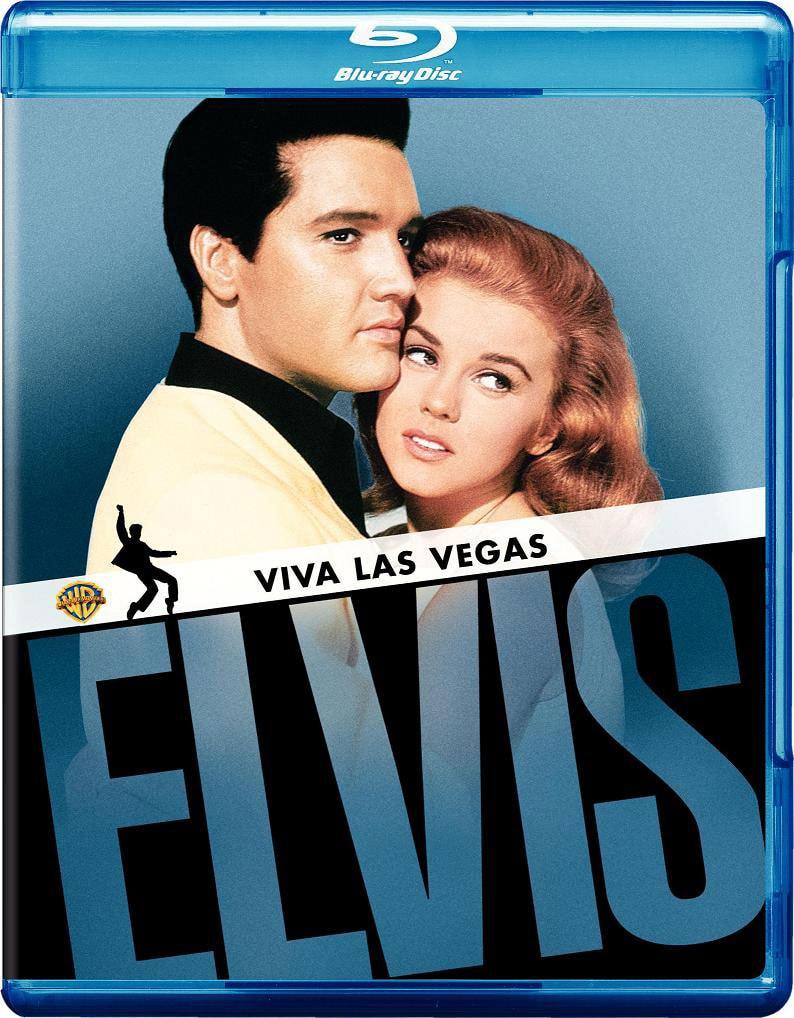 Viva Las Vegas (Blu-ray Disc)