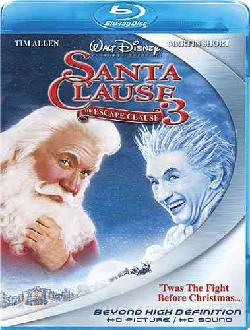 The Santa Clause 3: The Escape Clause (Blu-ray Disc)