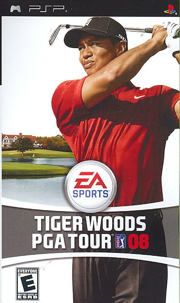 PSP - Tiger Woods PGA Tour 08