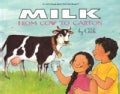 Milk from Cow to Carton: From Cow to Carton (Paperback)
