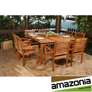 Solid, Wood Patio Furniture | Overstock.com: Buy Sofas, Chairs