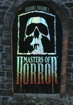 Masters Of Horror: Season One Box Set Vol. Two (DVD)