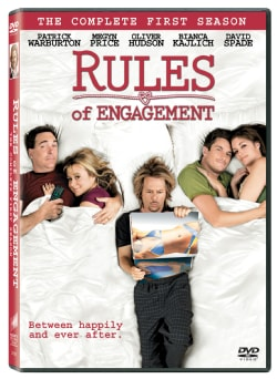Rules of Engagement: The Complete First Season (DVD)