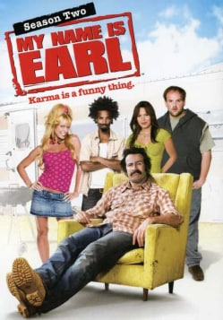 My Name Is Earl Season 2 (DVD)