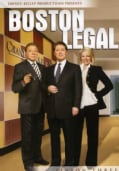 Boston Legal Season 3 (DVD)