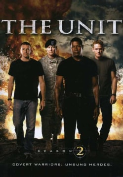The Unit Season 2 (DVD)