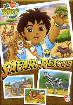 Go, Diego, Go!: Safari Rescue (DVD)