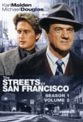 The Streets Of San Francisco: Season 1 Vol. 2 (DVD)