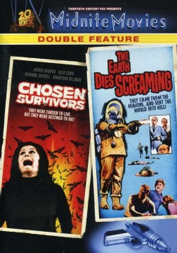 Chosen Survivors/Earth Dies Screaming (DVD)