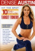 Denise Austin: Hit the Spot-10 5-Minute Target Toners (DVD)