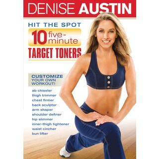 Denise Austin: Hit the Spot-10 5-Minute Target Toners (DVD)