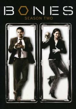 Bones: Season 2 (DVD)