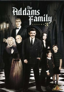 Addams Family Vol. 3 (DVD)