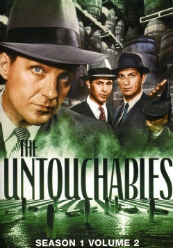 The Untouchables: Season One Vol. 2 (DVD)