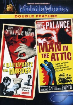 Blueprint For Murder/Man In the Attic Midnite (DVD)