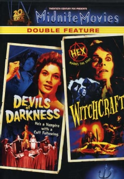 Devil Of Darkness/Witchcraft (DVD)