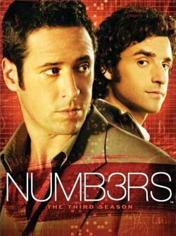 Numb3rs - Season 3 (DVD)