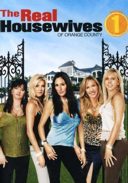 The Real Housewives Of Orange County: Season One (DVD)